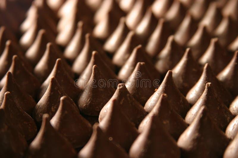 Download Kisses #1 stock image. Image of snacks, dessert, milk, coca - 49375