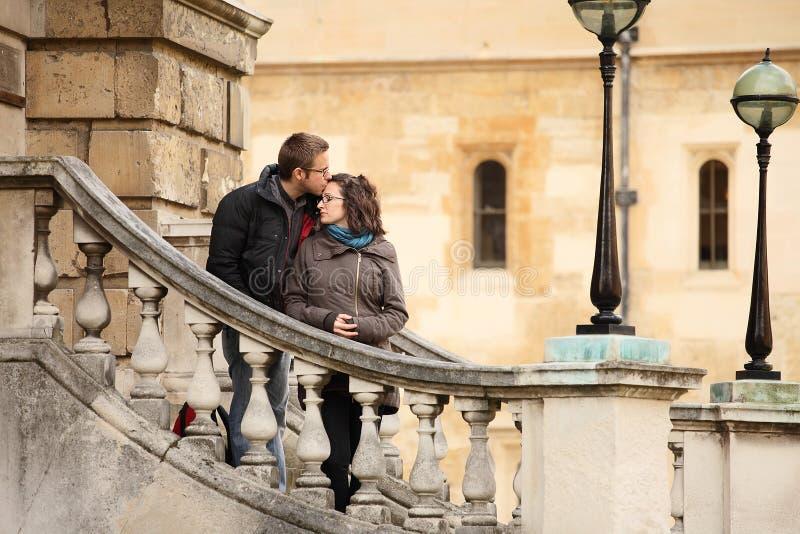Download Kissing stock image. Image of oxford, castle, heterosexual - 24594053