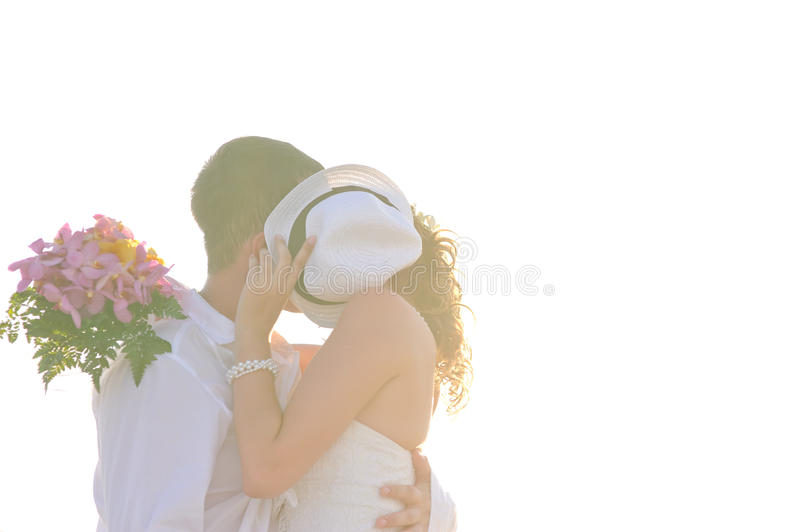 Download Kissing Couple Royalty Free Stock Images - Image: 26277489