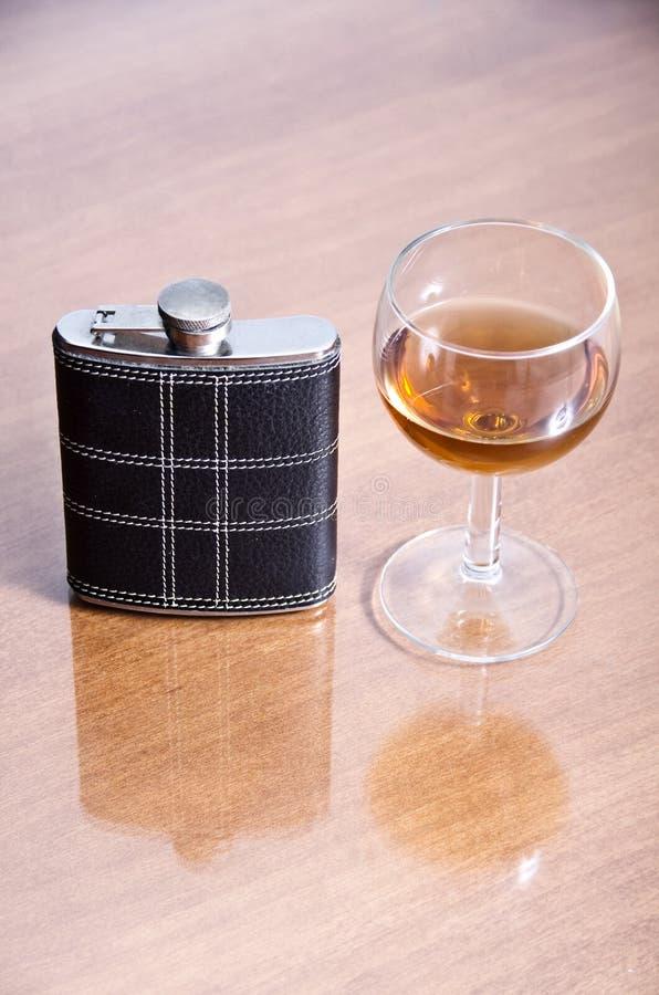 Kit Alcoolique Image stock