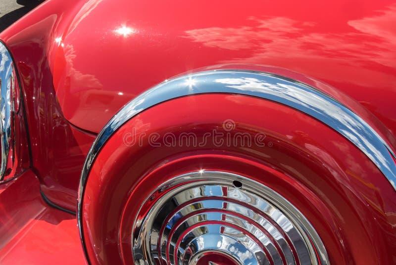 Kit continental Mercure classique vintage image libre de droits