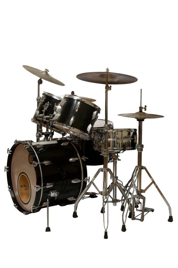 Kit de tambour image libre de droits