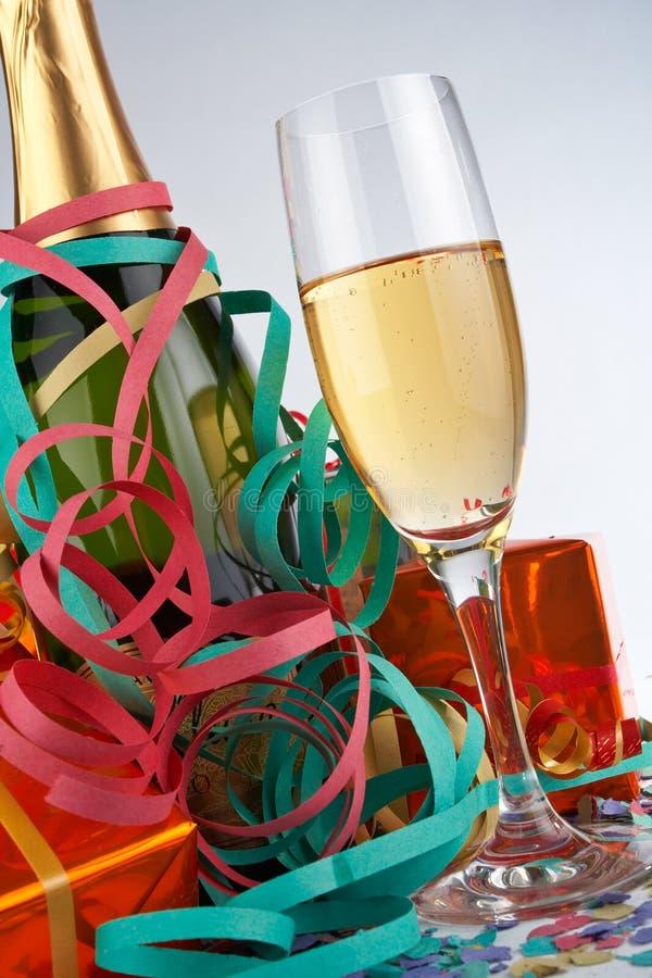 Kit di celebrazioni immagine stock