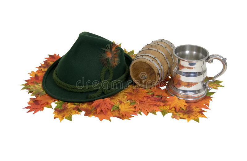 Kit di Octoberfest fotografia stock