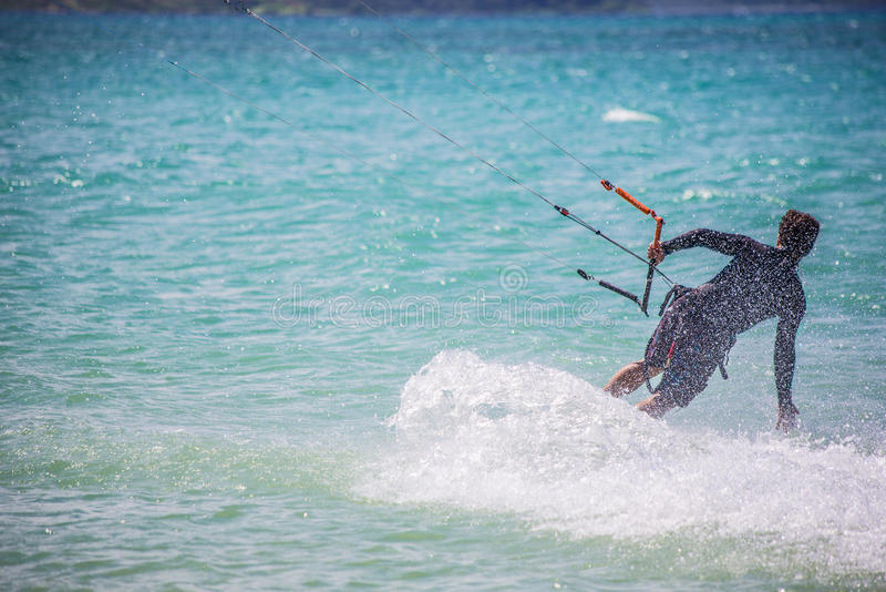 Kit Surfer maschio immagini stock