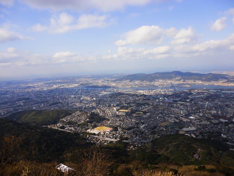 Kitakyushu, Japão fotos de stock royalty free
