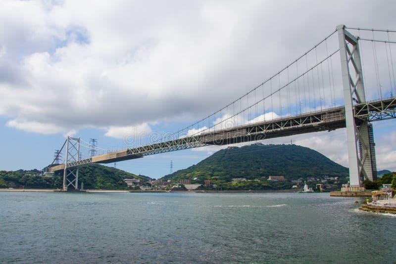 Kitakyushu, Kyushu, Japão imagem de stock royalty free