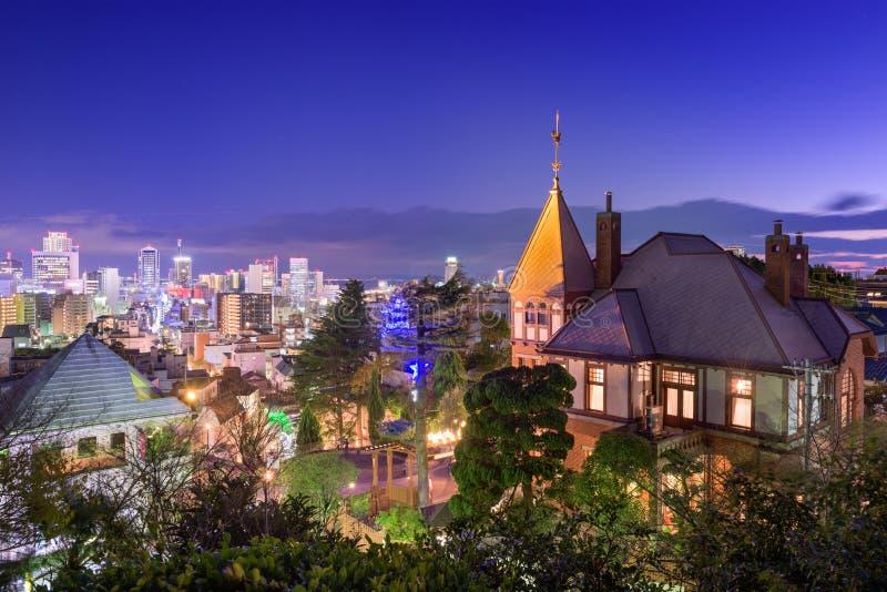 Kitano District de Kobe, Japon photos stock