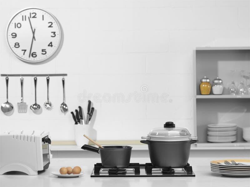 kitchen 免版税库存照片