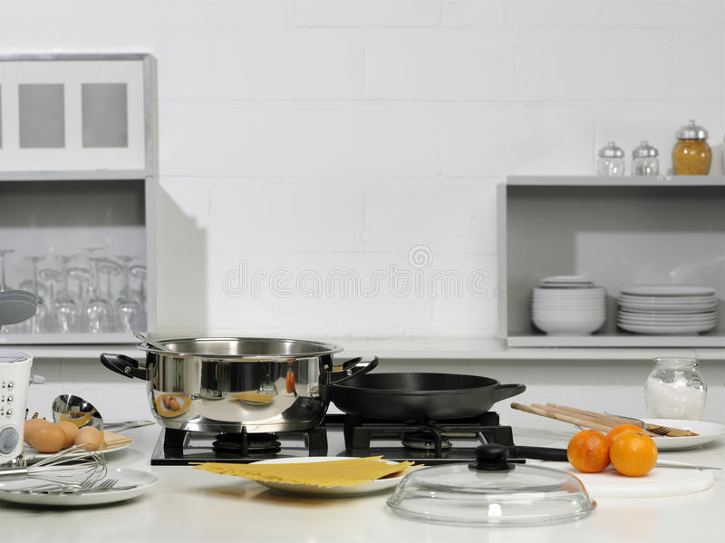 Download Kitchen stock image. Image of detail, counter, architectural - 10982659