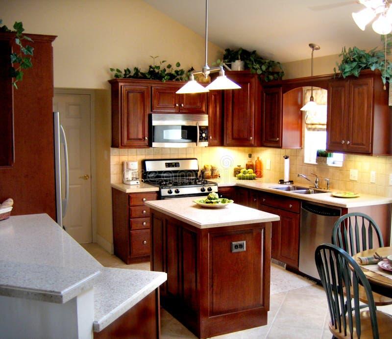 Kitchen 2 stock image