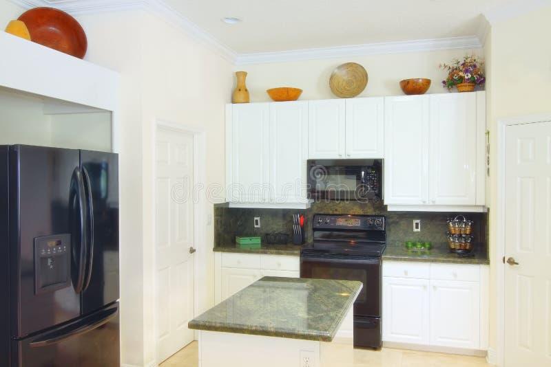 Download Kitchen stock photo. Image of architecture, island, interior - 21928694