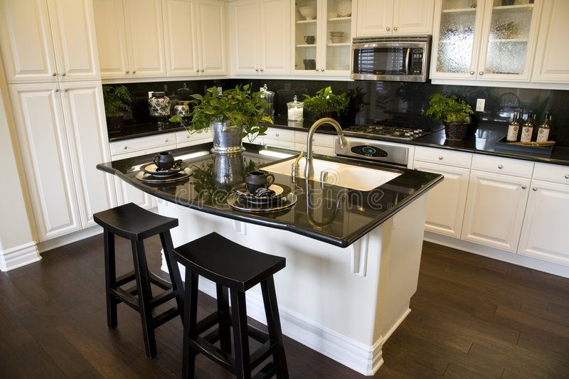 Kitchen 2452 royalty free stock photography