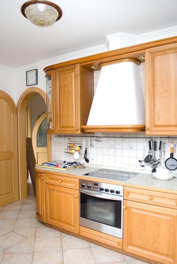 Download Kitchen stock image. Image of indoor, cook, flat, stove - 26781029