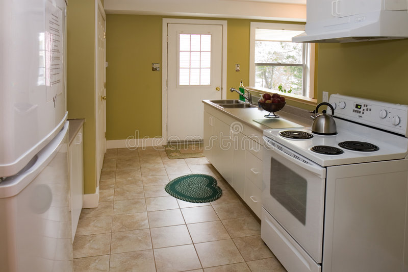 Download Kitchen stock photo. Image of counter, room, appliances - 4973128