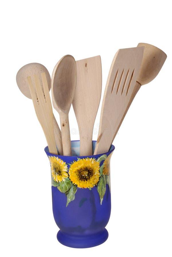 Kitchen accessories stock image