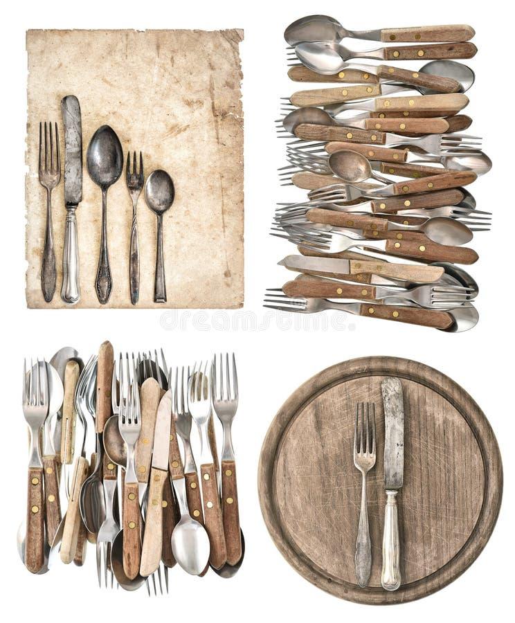 Vintage Kitchen Utensils Images: Kitchen Board, Aged Paper, Antique Kitchen Utensils And