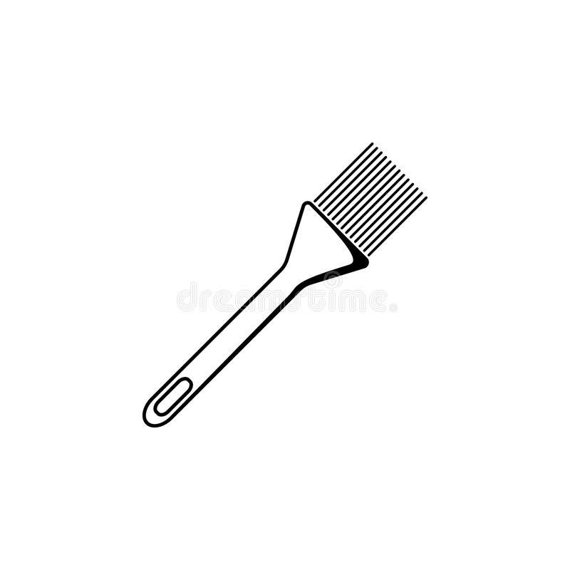 Kitchen Brush Icon Element Of Bakery Icon Premium Quality Graphic Inspiration Kitchen Design Websites Collection