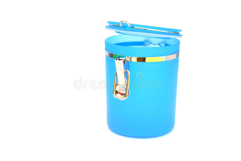 Kitchen containers stock photos
