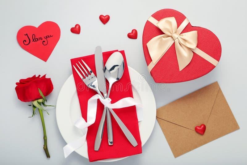 Kitchen cutlery stock photo