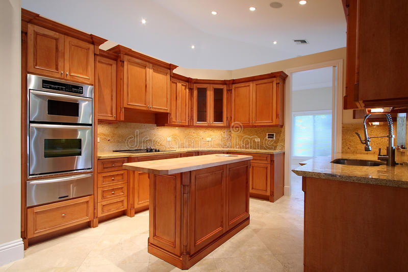 Kitchen Details Stock Photography