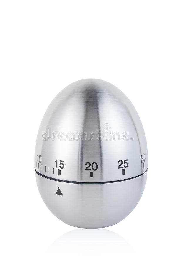 Kitchen Egg Timer royalty free stock photos