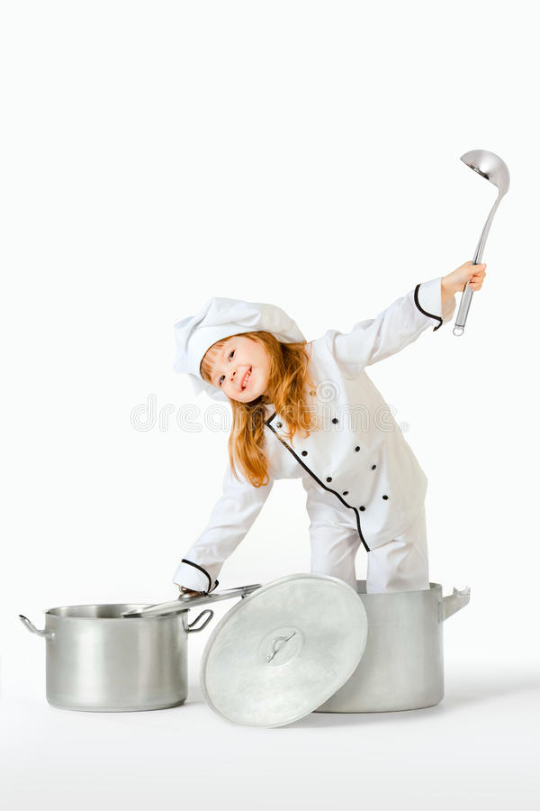 Free Kitchen Hand. Royalty Free Stock Photography - 13498857