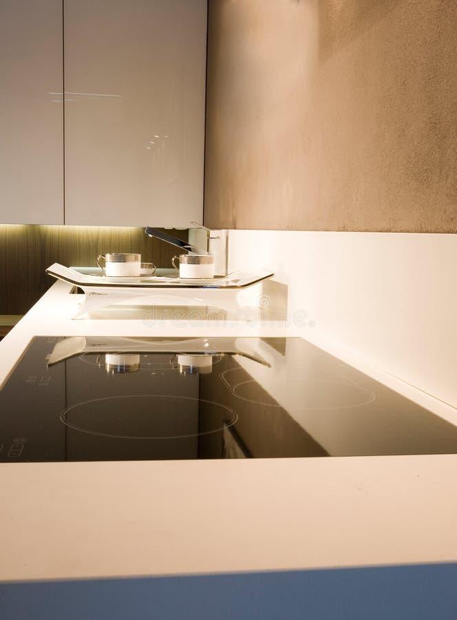 Download Kitchen interior stock photo. Image of elegance, furniture - 10133382