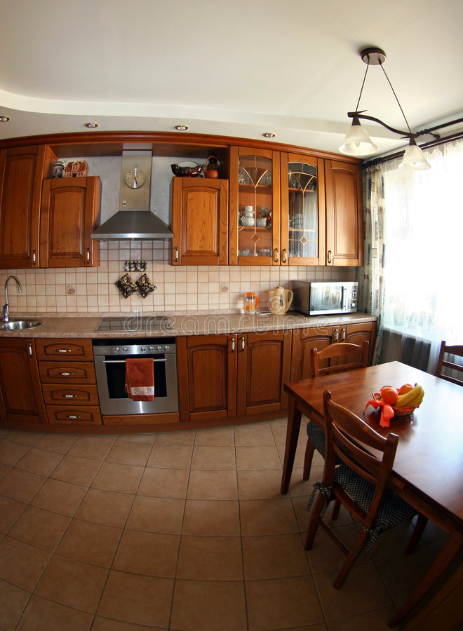 Download Kitchen Interior Stock Image - Image: 9155731