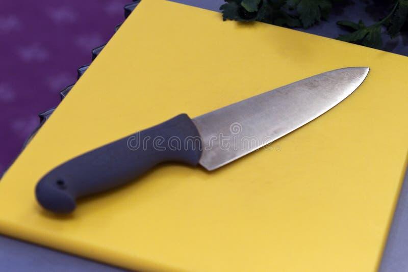 Download Kitchen knife stock image. Image of home, blend, flower - 21846867