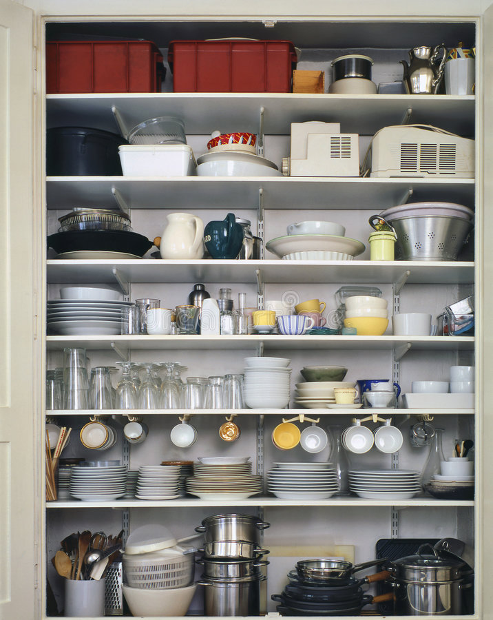 Beau Download Kitchen Locker Stock Image. Image Of Kitchen, Cook, Home   3496715