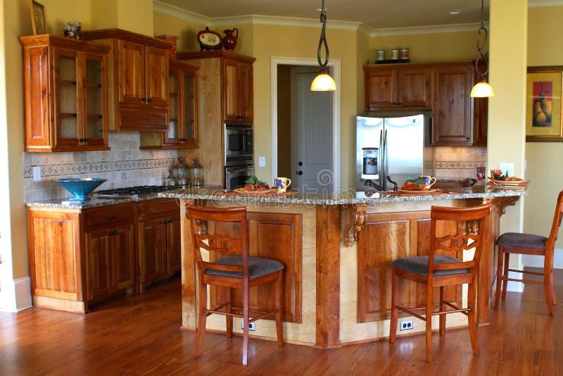 kitchen modern στοκ φωτογραφία με δικαίωμα ελεύθερης χρήσης