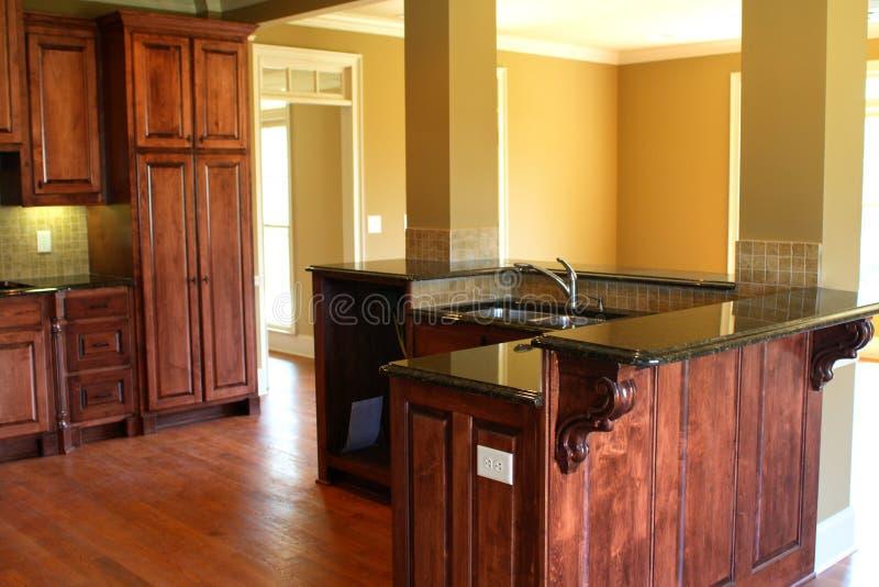 kitchen modern στοκ φωτογραφίες με δικαίωμα ελεύθερης χρήσης