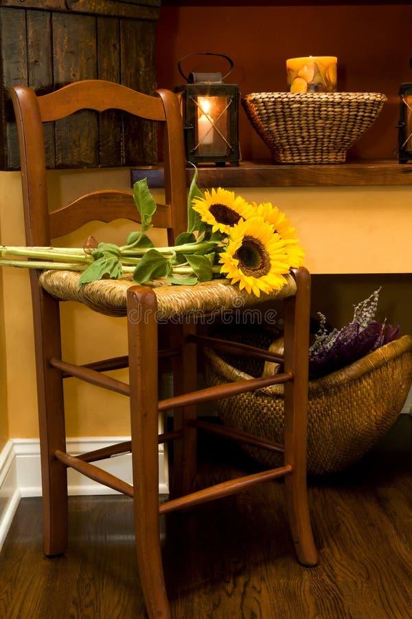 Kitchen Nook stock images