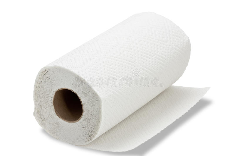 Download Kitchen paper towel stock photo. Image of paper, white - 11464856