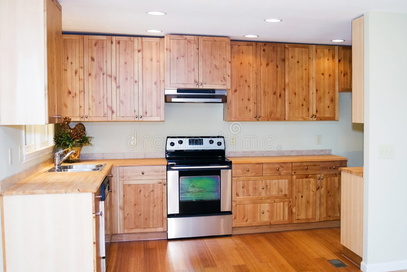 A Kitchen Remodel stock photos