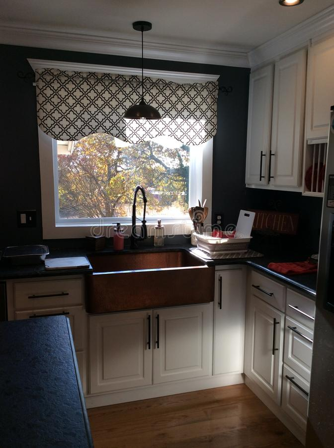 Kitchen Remodel stock image