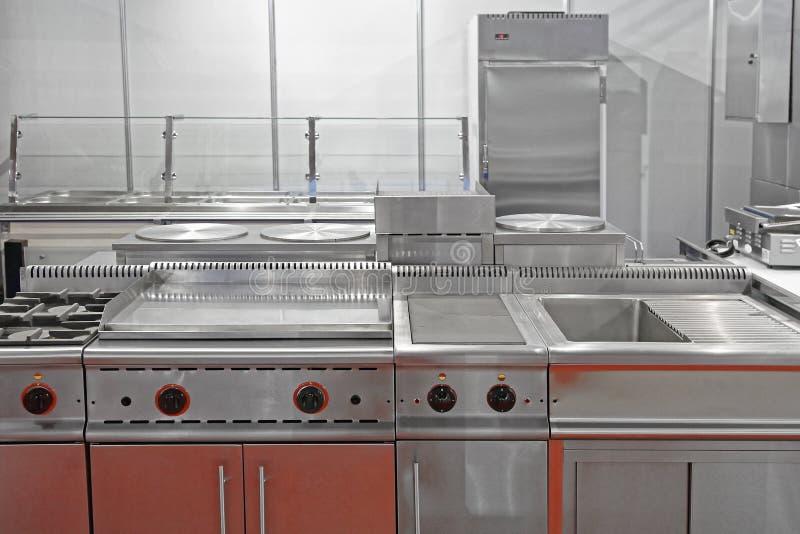 Kitchen Restaurant stock photos