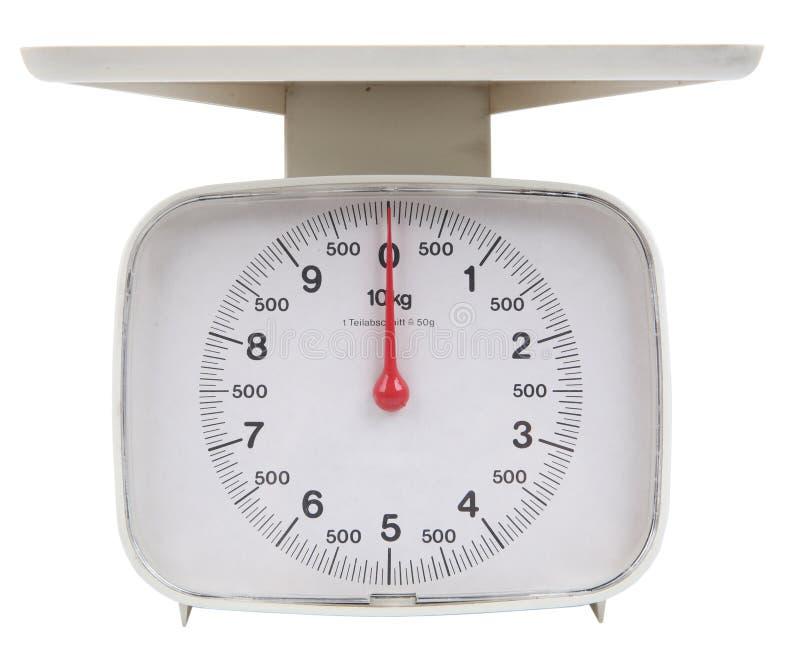 Kitchen scale stock photos