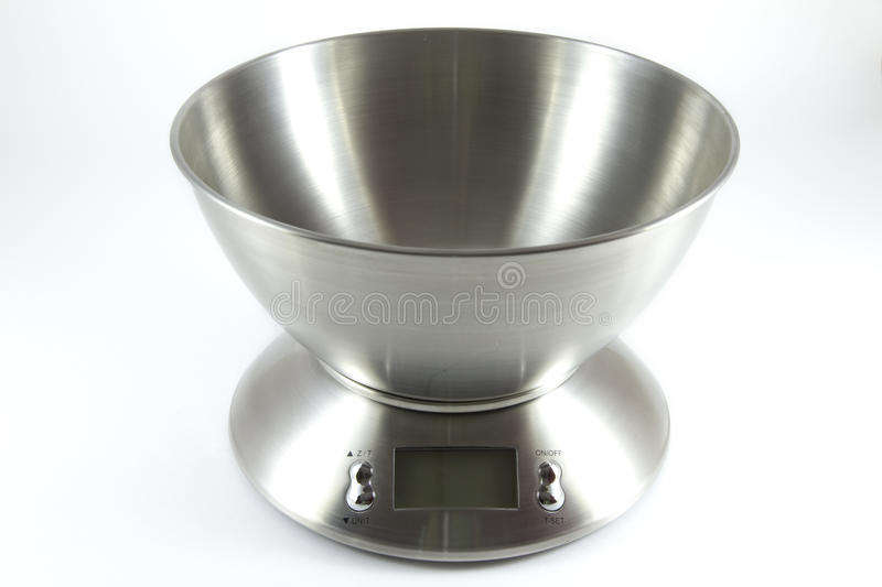 Download Kitchen scale stock image. Image of calculating, kilogram - 16467839