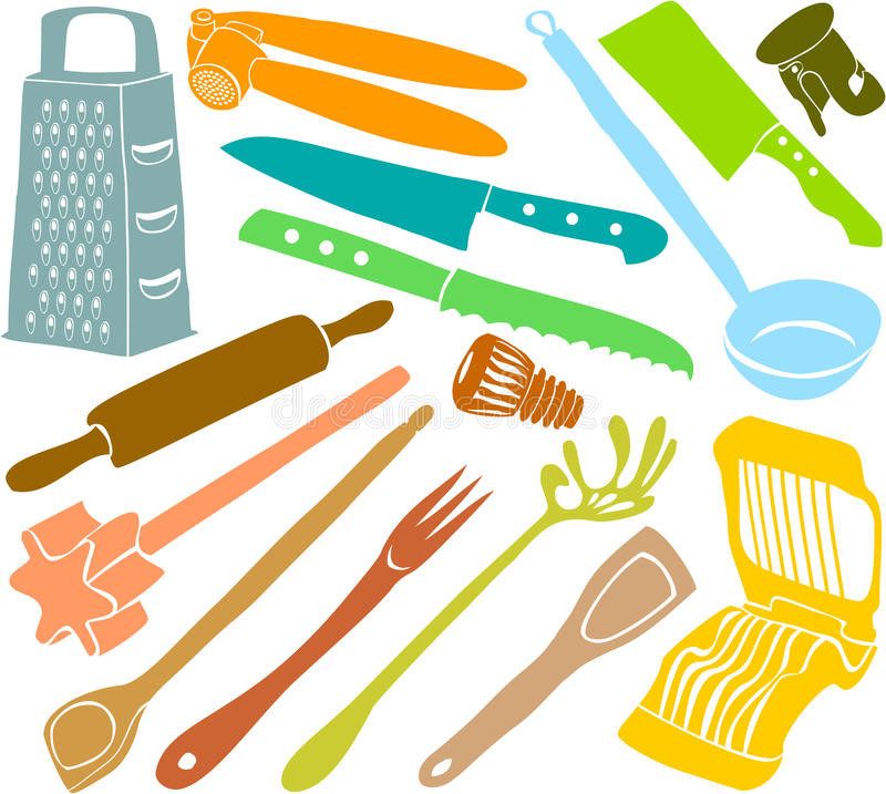 Download Kitchen Set 03 Stock Photography - Image: 15007872