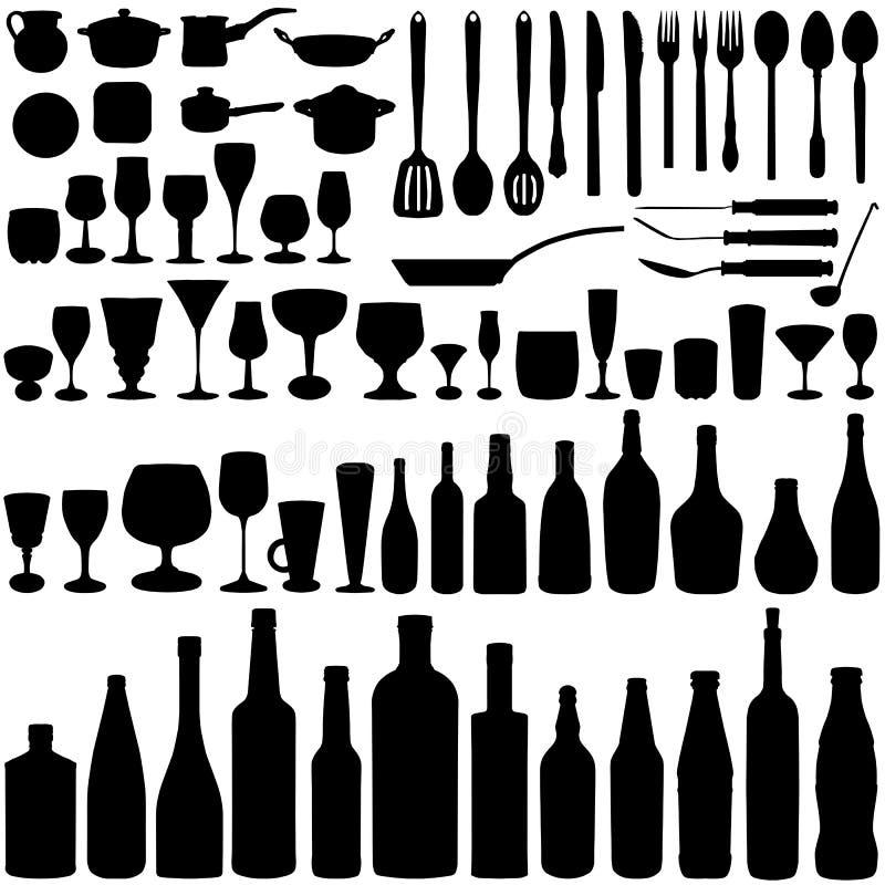 Download Kitchen Set Vector Stock Photos - Image: 4631703
