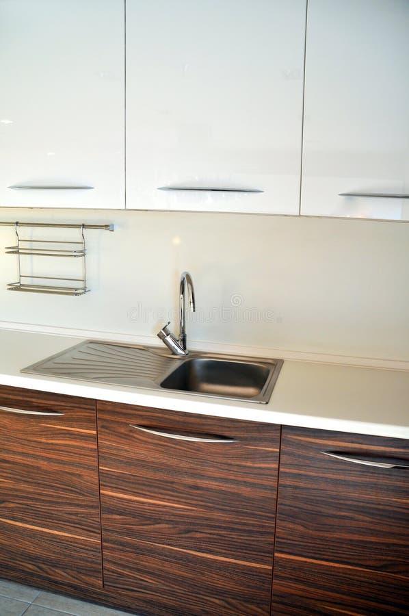 Kitchen sink royalty free stock photos