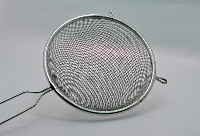 Download A kitchen strainer stock image. Image of cake, kitchenware - 37185427