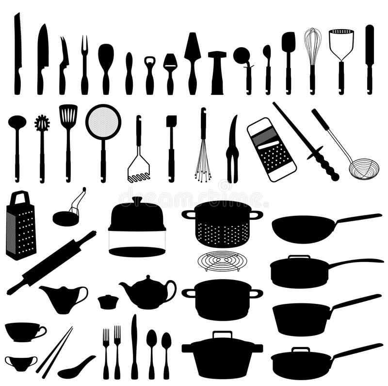 Free Kitchen Utensils Stock Photography - 11280822