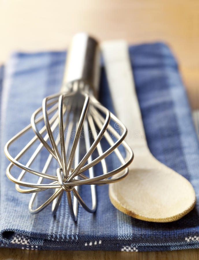 Download Kitchen Utensils stock image. Image of towel, vertical - 14855931