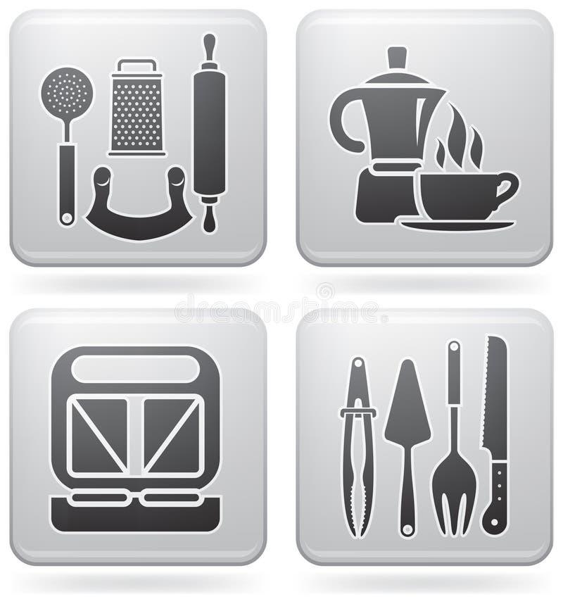 Dream Kitchen Utensils: Kitchen Utensils Stock Vector. Illustration Of Sandwich