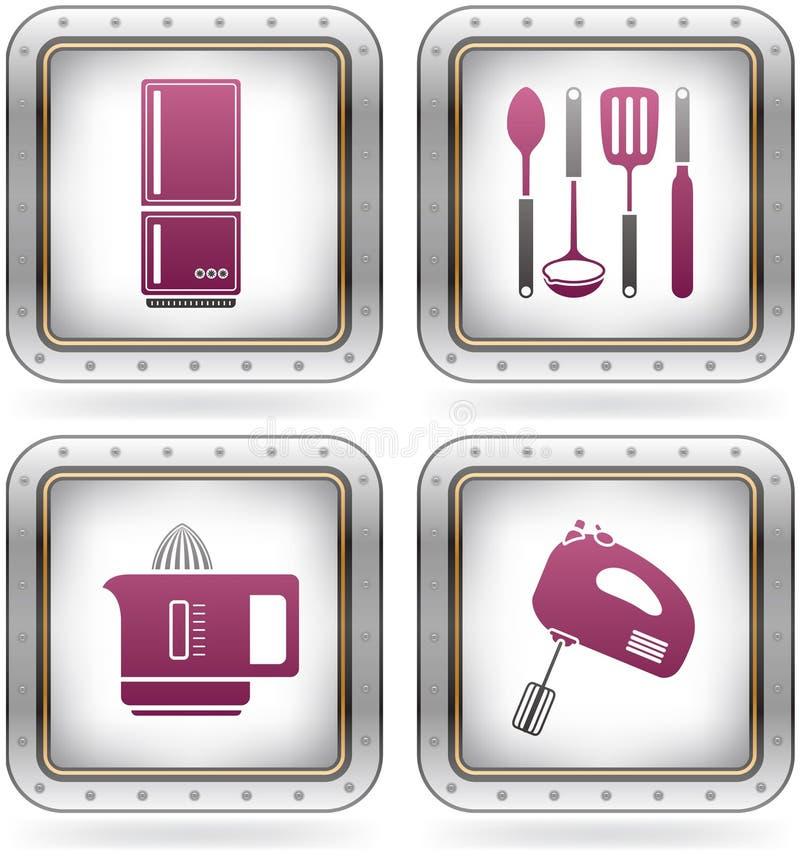 Free Kitchen Utensils Royalty Free Stock Images - 21074029