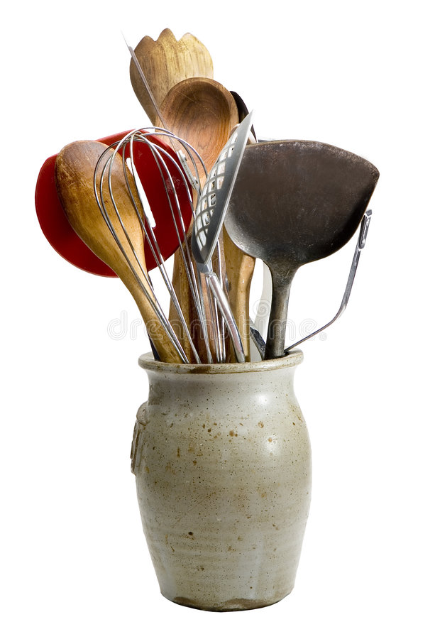 Free Kitchen Utensils Stock Photography - 233222