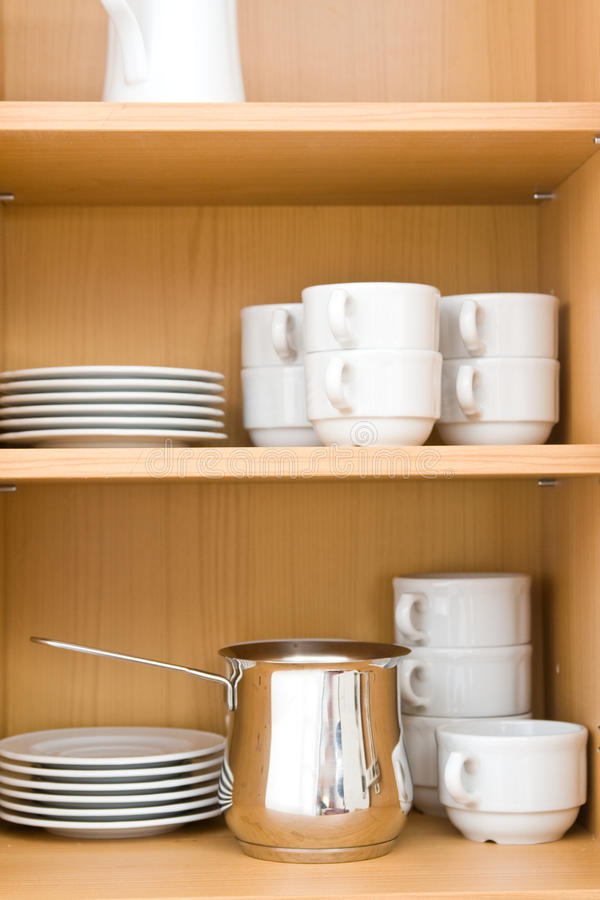 Kitchen-ware imagens de stock royalty free